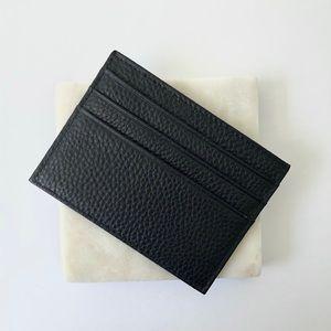 Leather Cardholder Wallet